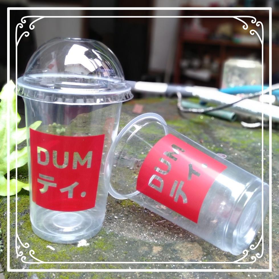 plastik cup